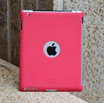 HOTER® SGP Apple iPad iPad 2 Ice Cream Color Matting Case
