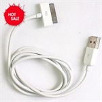 HOTER® Premium Apple iPad iPod iPhone 4 3G/3GS Touch Nano USB Line