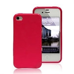 Höter® Lovely Candy Color Sillicon Case For Iphone 4/4S