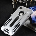 Höter® New Transformer Aluminium Alloy Personality Sharp Iphone 4/4S Case
