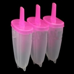 Hoter Detachable Popsicle Molds, Set Of 3