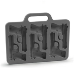 Hoter Handgun-shaped Ice Cube Tray