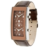 Julius Fashion Double-disked Personality Wrist Watch JA-278