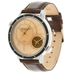 Julius Fashion Double-disked Personality Wrist Watch Man JAH-014