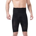 VENI MASEE® Men's Dual Compression Fit Sports Shorts, Black