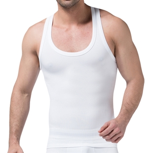 VENI MASEE® Comfortable Mens Body Shaper Ouick Dry I-Shaped Vest