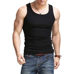 HOTER Men's Under Base Layer Gear Wear, Leisure Sports Vest