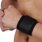 VENI MASEE Thick Solid Color Pro Wristband / Sweatband