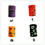 Hoter® Halloween Party Supplies, Jack-O'Lantern, Spider, Witch, Bat Design For Your Choice, 1 Piece- On Sale!!!