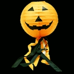 Hoter® Halloween Party Supplies, Jack-O'Lantern, Pumpkin Lantern With Strips, 2012 Latest Design, 1 Piece- On Sale!!!