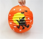 Hoter® Halloween Party Supplies, Witch Lanterns, Lamps, Foldable Halloween Lantern, 1 Piece- On Sale!!!