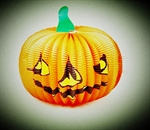Hoter® Halloween Party Supplies, Jack-O'Lantern, Pumpkin Lanterns, Lamps, Foldable Halloween Lantern, 1 Piece- On Sale!!!