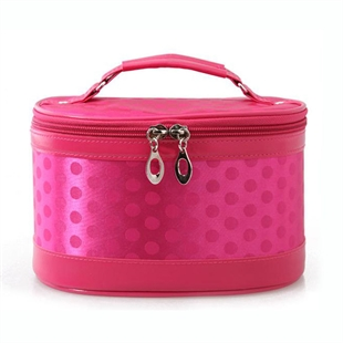 H:oter Women & Girls Cosmetic Bag Makeup Pouch Case Toiletry Bag Make-Up Bag, Gift Ideas, Price/Piece, 20.8 x 14.5 X 12.5cm