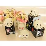 MagicLightz LED Smile-faced Ball Color Changing Night Light, lED Candle Light, Random Type Of Impressions, Price/Piece
