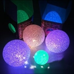"MagicLightz LED ""Crystal-ball"" Color Changing Light, LED Candle Light, Price/Piece"