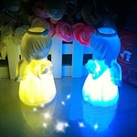 MagicLightz LED Angle-shaped Color Changing Night Light, LED Candle Light, Price/Piece