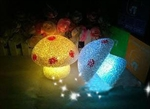 MagicLightz LED Mushroom-shaped Color Changing Night Light, Christmas Gift/Decoration, Price/Piece