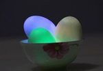 Valentine Gift Idea! MagicLightz LED Lovely Egg-shaped Color Changing Night Light,LED Candle Light, Price/Piece