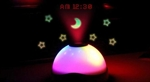 Valentine Gift Idea! MagicLightz LED Starry Sky Projection Color Changing Night Light,LED Clock, Price/Piece