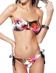 MOONBASA® Tropic Scenery  Bikini Set