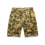 VENI MASEE® Men's Summer Casual Beach Short, Camouflage Printing Board Shorts