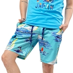 VENI MASEE® Men's Printed Boardshorts, Quick-dry Beach Shorts