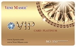 Platinum Vip Discount Card /Price for one piece