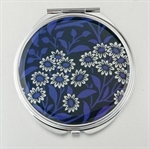 HOLI® Flower Round Mirror Cosmetic Mirror Compact Mirror, Gift Idea, Gift Box Included