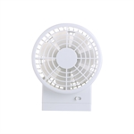 VENI MASEE New Style Large Dual-Blades Fan USB Nini Fan 5-Inch Desktop Portable Fan Creative Portable Fan
