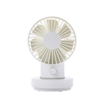 VENI MASEE Oscillating USB Fan Desktop Quiet Fan Mini Portable Fan with 2 Speeds (5 Inch)