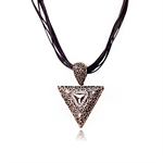 Women Vintage Retro Bohemian Shiny Rhinestone Inlay Bib Statement Chunky Chain Choker Necklace