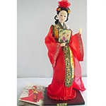 Figurinez Imperial Concubine Yang- One of The Four Pretty Ladies In Chinese History, Figurines, Homemade Ornaments, Christmas Gift, Price/Piece