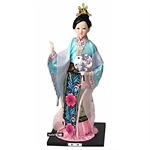 Figurinez Diao Chan-One of The Four Pretty Ladies In Chinese History, Figurines, Homemade Ornaments, Christmas Gift, Price/Piece