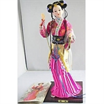 Figurinez Xi shi-One of The Four Pretty Ladies In Chinese History, Figurines, Homemade Ornaments, Christmas Gift, Price/Piece