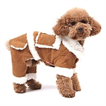 PuppyDog Russian-style Cotton-padded Coat, Pet Supplies, Christmas Gift, Price/Piece