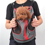 Hoter® Mix-Colors Front Pack Pet Carry Bag, 28 * 29cm, Double Shoulder Straps