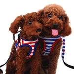 VENI MASEE Puppy Dog Rope Lovely Sailor Pet Dog Chain Pet Haulage Cable Dogs Adjustable Loop, Pet Supplies, Price/Piece