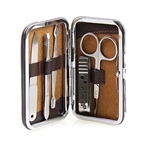 H:oter 5 Pcs Nail Care Personal Manicure & Pedicure Set, Travel & Grooming Kit