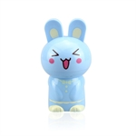 H:oter 6 Pcs Cartoon Rabbit Nail Care Personal Manicure & Pedicure Set, Travel & Grooming Kit, Gift Ideas--Colours Various