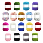 VENI MASEE® Simply Soft Paints Yarn, 18 Multicolor Optional High Quality Knitting Yarn, Price/Piece, Gift Ideas