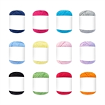 VENI MASEE® Simply Soft Paints Yarn, 13 Multicolor Optional High Quality Knitting Yarn, Price/Piece, Gift Ideas