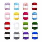 VENI MASEE® Simply Soft Paints Yarn, 17 Multicolor Optional High Quality Knitting Yarn, Price/Piece, Gift Ideas