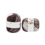 VENI MASEE® Simply Soft Paints Yarn, Colorful Optional High Quality Knitting Yarn, Gift Ideas, NO.3018