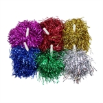 VENI MASEE 1 Pair Cheerleading Pom Poms, Price/2 Pieces, 0.025 KG/Piece,6 Colors to Choose