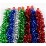 200 CM Holiday Celebration Decoration Coloured Ribbon, Price/5 Pieces, Color Assorted