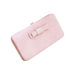 VENI MASEE Women Wallet for iPhone6/ 7 Holder Case with Wrist Strap Mobile Phone Bag 6 Color