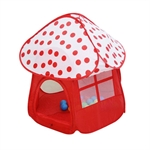 Sunnycat Most Popular Cute Mushroom Play Tent House, Gift Idea