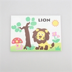 Hoter Animal Puzzle Stickers, Puzzles For kids, Lovely Lion Type, PCS/Price