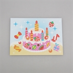 Hoter Cute Puzzle Stickers, Puzzles For kids, Lovely Cake Type, PCS/Price