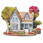 Hoter 3D Building Puzzles, Puzzles For Kids, Type In Romantic House, PCS/Price